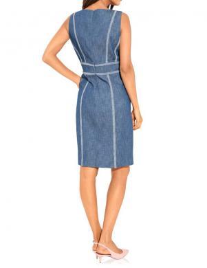 Sieviešu viegla džinsa auduma kleita ASHLEY BROOKE