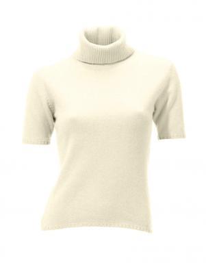 HEINE - BEST CONNECTIONS sieviešu silta baltas krāsas blūze no kašmira