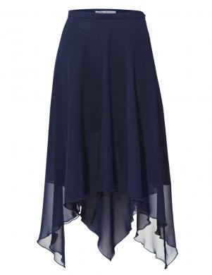 Zili sieviešu svārki ASHLEY BROOKE
