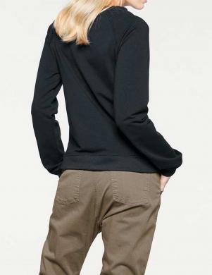 Džemperis ar putnu aplikāciju RICK CARDONA