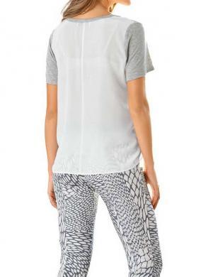 RICK CARDONA pelēkas krāsas sieviešu krekls