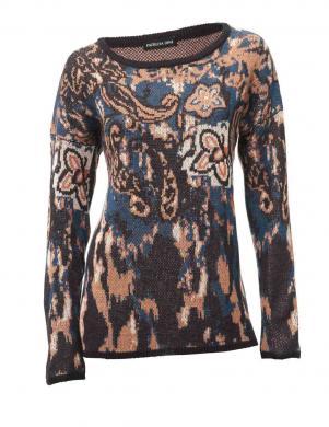 PATRIZIA DINI krāsains stilīgs sieviešu džemperis