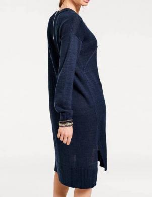 Tumši zila sieviešu kleita HEINE - BEST CONNECTIONS