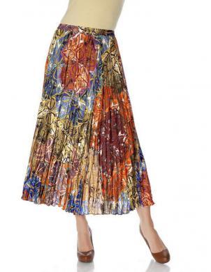 Krāsaini gari sieviešu svārki RICK CARDONA