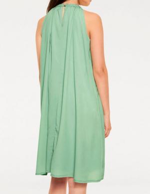 Zaļa sieviešu kleita RICK CARDONA