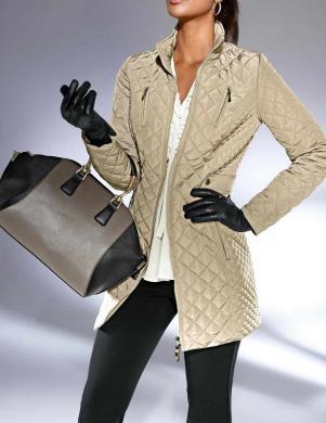 Krēmīgas krāsas sieviešu jaka HEINE