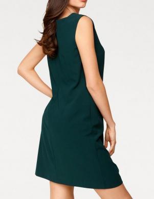 Tumši zaļas krāsas īsa kleita RICK CARDONA