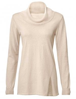Smilšu sieviešu džemperis PATRIZIA DINI