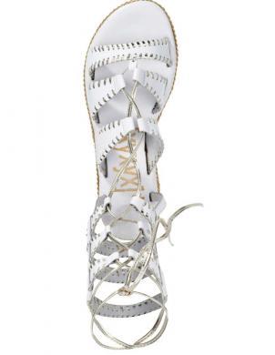 Baltas sieviešu sandales XYXYX