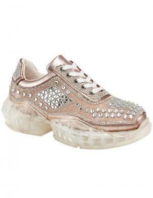 Ar kristāliem dekorēti sieviešu sporta apavi XYXYX