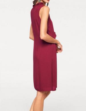 Bordo krāsas skaista sieviešu kleita HEINE - BEST CONNECTIONS