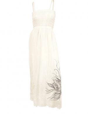 Balta gara kleita RICK CARDONA