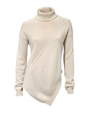 HEINE - BEST CONNECTIONS krēmīgas krāsas sieviešu džemperis no kašmira