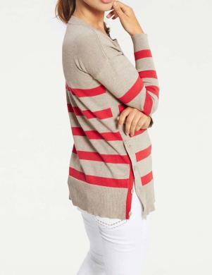 Krēmīgs svītrains džemperis HEINE - BEST CONNECTIONS