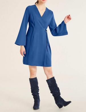 Zila skaista kleita RICK CARDONA