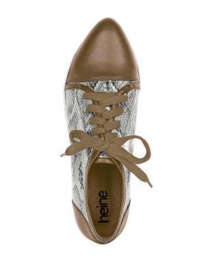 Brūni sieviešu brīva laika apavi HEINE