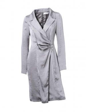 S. MADAN sudraba krāsas eleganta sieviešu kleita