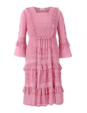 Rozā romantiska kleita HEINE