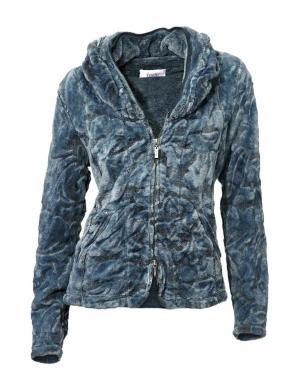 LINEA TESINI zilas krāsas stilīga sieviešu jaka