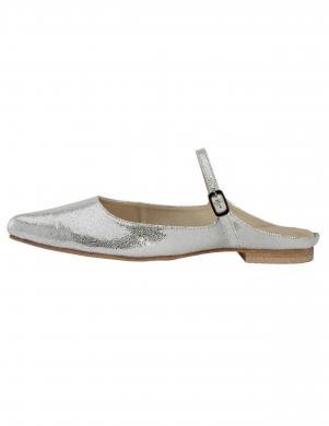Sieviešu sudraba krāsas apavi ANDREA CONTI