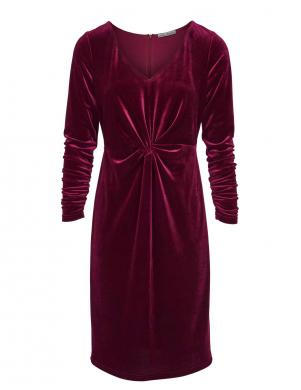 Tumši sarkana sieviešu kleita HEINE
