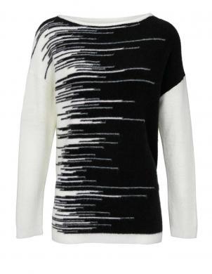 Melns sieviešu džemperis HEINE