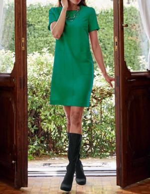 Zaļa kleita HEINE