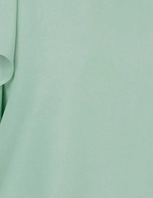Zaļa stilīga blūze VERO MODA