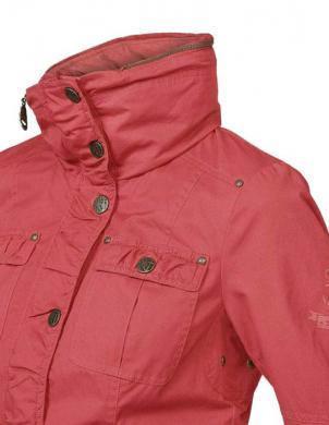 Sarkana sieviešu jaka DREIMASTER