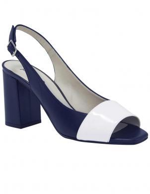 Zilas sieviešu augstpapēžu sandales HEINE