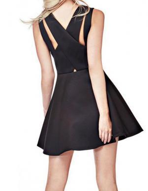 GUESS melna kleita