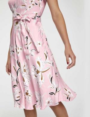 Grezni ziedu motīva kleita or oderi HEINE