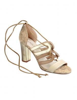 Brūni sieviešu augstpapēžu apavi HEINE