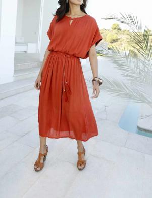 Oranžas krāsas kleita WITT WEIDEN