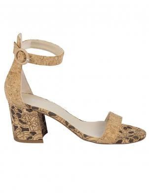 HEINE gaiši sieviešu augstpapēžu apavi
