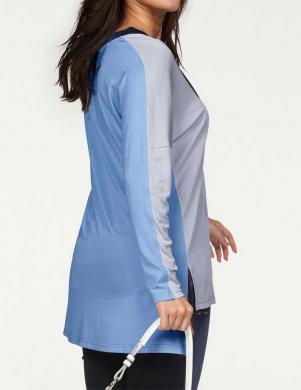 Sieviešu zilas krāsas tunika APART