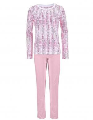 Rozā bērnu pidžama CALVIN KLEIN