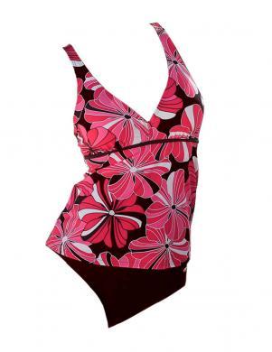 VENICE BEACH divu daļu krāsains sieviešu peldkostīms