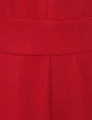 Eleganta grezna sarkana kleita DANIEL HECHTER