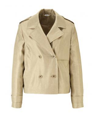 Smilšu krāsas sieviešu jaka HEINE