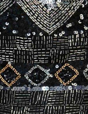 Melni svārki ar izšūtu rotājumu GUIDO MARIA KRETSCHMER