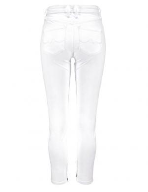 PEPE JEANS balti sieviešu džinsi