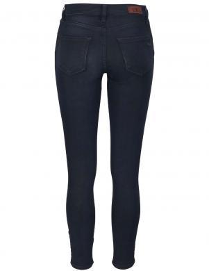 Pieguļoši tumši zili sieviešu džinsi LTB
