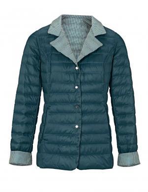 Zaļa sieviešu divpusīga jaka  ASHLEY BROOKE