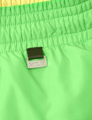 Zaļi vīriešu peldēšanas šorti HOM