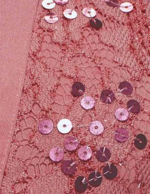 Grezna gara rozā kleita  MELROSE
