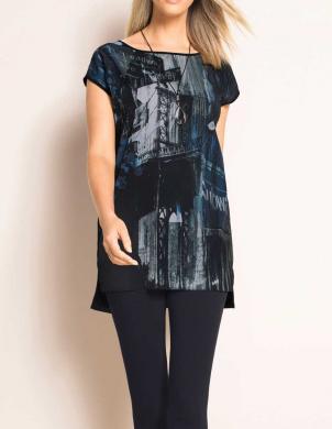 Stilīgs krekls ar printu CREATION L