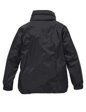 Melna bērnu jaka BENCH