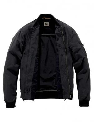Melna vīriešu jaka LEE