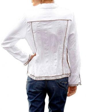 ALBA MODA skaista baltas krāsas sieviešu blūze
